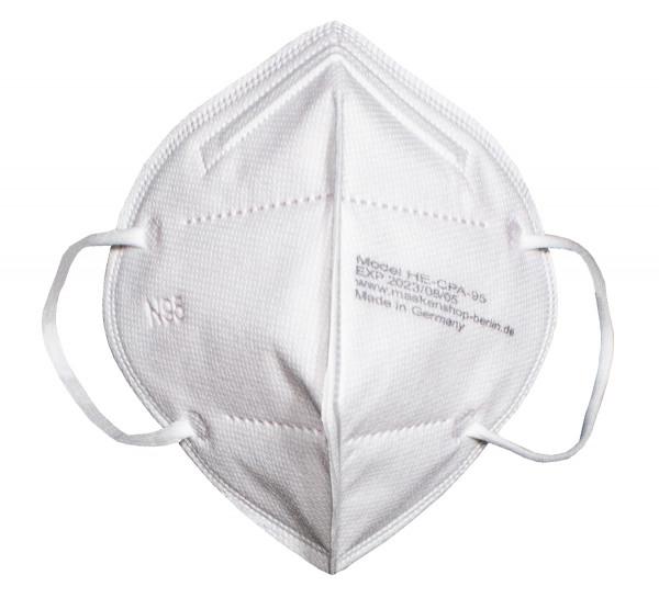 N95 CPA Atemschutzmaske Made in Germany